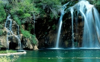 Hanging Lake wallpaper 1920x1080 jpg
