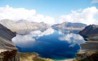 Heaven Lake, China wallpaper 1920x1200 jpg