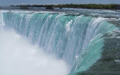 Horseshoe Falls [2] wallpaper