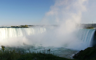 Horseshoe Falls [3] wallpaper