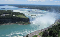 Horseshoe Falls wallpaper 2560x1600 jpg