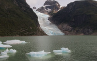 Ice on the lake wallpaper 3840x2160 jpg