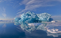 Iceberg, Greenland wallpaper 2560x1600 jpg