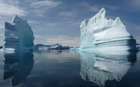Iceberg, Iceland wallpaper 2880x1800 jpg