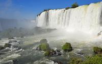 Iguazu Falls [2] wallpaper 1920x1200 jpg