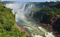 Iguazu Falls [3] wallpaper 2880x1800 jpg