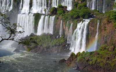 Iguazu Falls [5] wallpaper