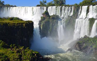 Iguazu Falls [4] wallpaper