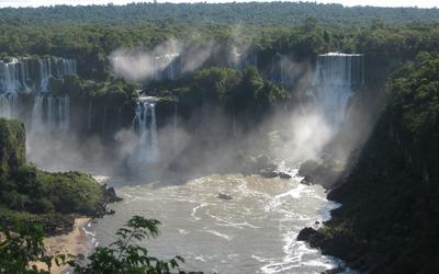Iguazu Falls [9] wallpaper