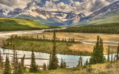 Jasper National Park [5] wallpaper