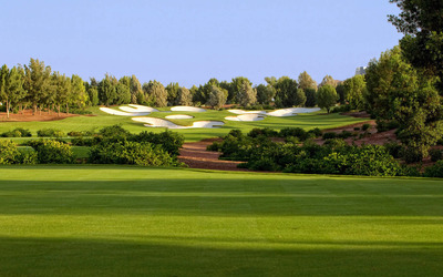 Jumeirah Golf Estates wallpaper