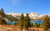 June Lake wallpaper 1920x1200 jpg
