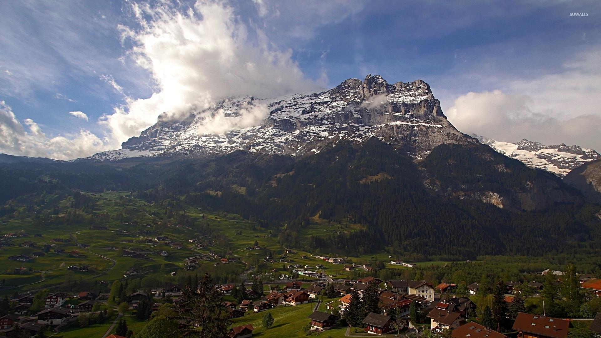 Jungfrau In Swiss Alps Wallpaper Nature Wallpapers 49009