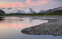 Kluane National Park and Reserve wallpaper 1920x1200 jpg