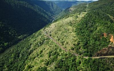 Kuranda Scenic Railway in Australia wallpaper