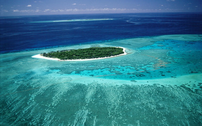 Lady Musgrave Island wallpaper