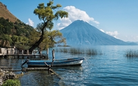 Lake Atitlan wallpaper 1920x1200 jpg