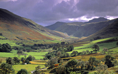 Lake District wallpaper