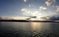 Lake Jocassee, South Carolina wallpaper 2880x1800 jpg