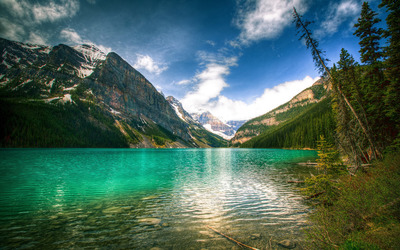 Lake Louise [2] wallpaper