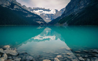 Lake Louise, Canada wallpaper 2880x1800 jpg