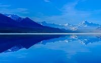 Lake Pukaki wallpaper 2560x1600 jpg