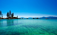 Lake Tahoe wallpaper 2560x1600 jpg
