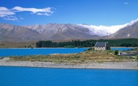 Lake Tekapo [2] wallpaper 1920x1200 jpg