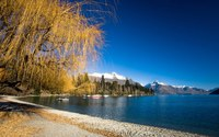 Lake Wakatipu wallpaper 1920x1080 jpg