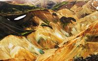 Landmannalaugar wallpaper 1920x1200 jpg