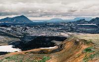 Lava field wallpaper 2880x1800 jpg