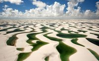 Lencois Maranhenses National Park wallpaper 1920x1080 jpg