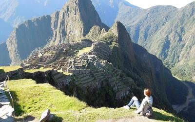 Machu Picchu [4] wallpaper