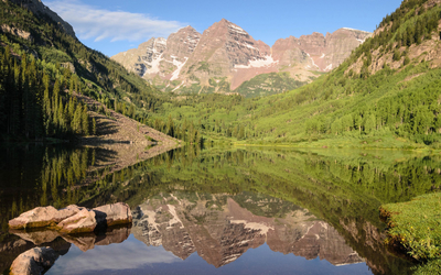 Maroon Bells [2] wallpaper