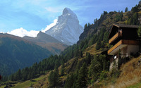 Matterhorn [4] wallpaper 1920x1200 jpg