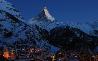 Matterhorn [6] Wallpaper
