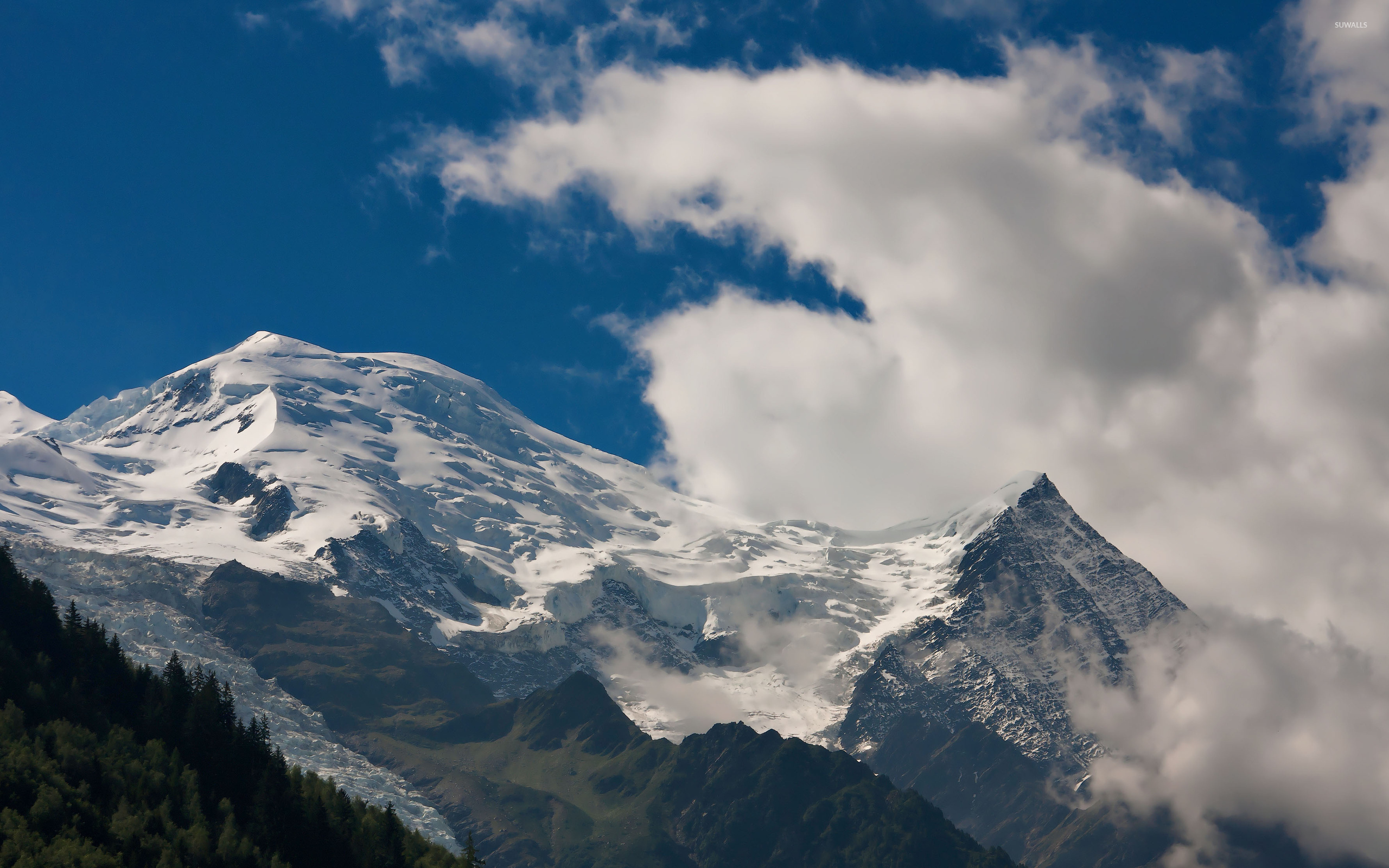 Mont Blanc [2] wallpaper