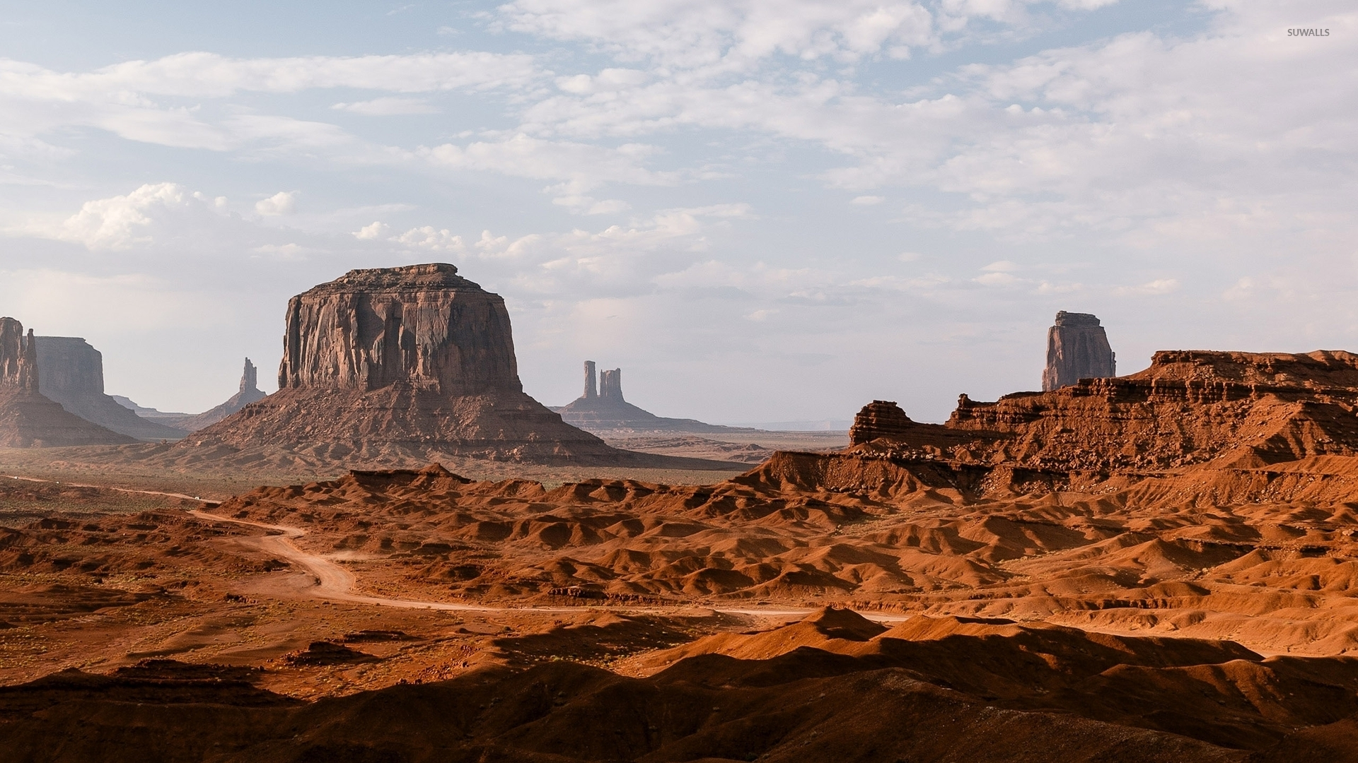 Monument Valley [6] Wallpaper