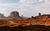 Monument Valley [6] wallpaper 2560x1600 jpg