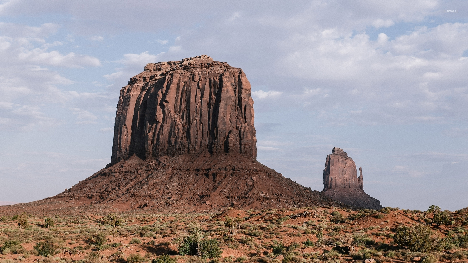 Monument Valley [10] Wallpaper
