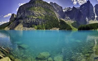 Moraine Lake, Banff National Park [2] wallpaper