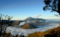 Mount Bromo wallpaper 2560x1600 jpg