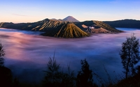 Mount Bromo [2] wallpaper 1920x1200 jpg
