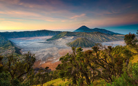 Mount Bromo [3] wallpaper 1920x1200 jpg