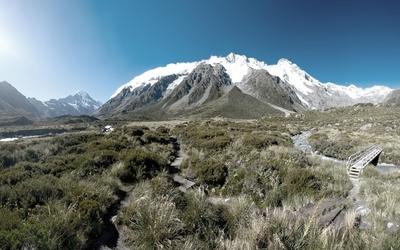 Mount Cook [2] wallpaper