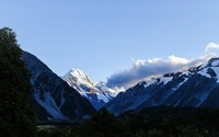 Mount Cook, New Zealand [4] wallpaper 1920x1080 jpg