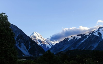 Mount Cook, New Zealand [4] wallpaper