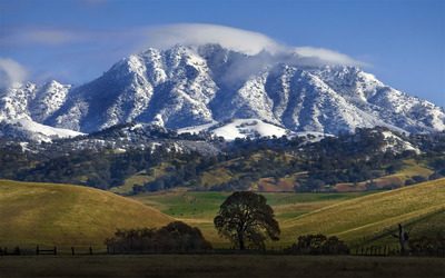 Mount Diablo, California wallpaper