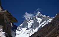 Mount Everest [5] wallpaper 1920x1200 jpg