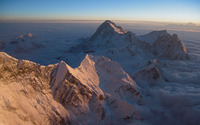 Mount Everest [4] wallpaper 2880x1800 jpg